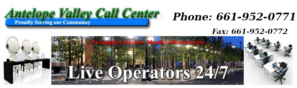Antelope Valley Call Center